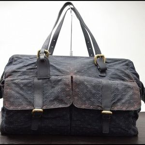 Authentic Louis Vuitton Boston Bag Louise Monogram